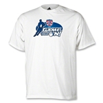 adidas USA Sevens Game On T-Shirt (White)