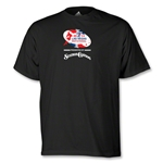 adidas Las Vegs Invitational Logo T-Shirt (Black)