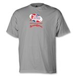 adidas Las Vegs Invitational Logo T-Shirt (Gray)