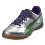 PUMA evoSpeed 4 Sala (Puma Silver/Team Green)