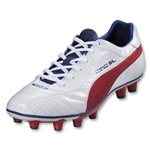 PUMA King Finale SL i FG (White/Ribbon Red/Limoges)