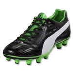 PUMA King Finale SL i FG (Black/White)