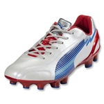 PUMA evoSpeed 1 K FG (White/Limoges/Ribbon Red)