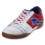 PUMA PowerCat 4.12 Sala (White/Ribbon Red/Limoges)