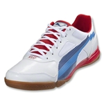 PUMA evoSpeed 4 Sala (White/Limoges/Ribbon Red)