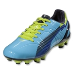 PUMA Women's evoSpeed 3 FG (Blue Mist)