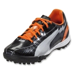 PUMA evoSpeed 5 TT Junior (Black/White/Team Orange)