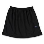 FIT2WIN Two Panel Waffle Lacrosse Kilt (Black)