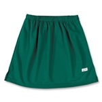 FIT2WIN Two Panel Waffle Lacrosse Kilt (Dark Green)