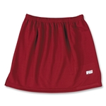 FIT2WIN Two Panel Waffle Lacrosse Kilt (Maroon)