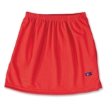 FIT2WIN Two Panel Waffle Lacrosse Kilt (Red)