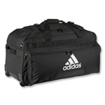 adidas Team Wheel Bag (Black)