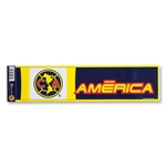 Club America Bumper Strip 3'' x 12''