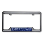 Cruz Azul License Plate Frame