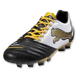 PUMA PowerCat 1.12 SL FG (Black/White/Team Yellow)