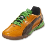 PUMA evoSpeed 5 IT Junior (Flame Orange/Team Charcoal)