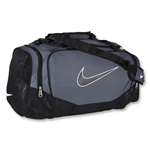 Nike Brasilia 5 Medium Duffle (Gray)
