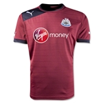 Newcastle United 12/13 Away Soccer Jersey