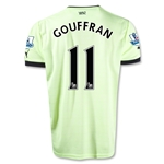 Newcastle United 12/13 GOUFFRAN Third Soccer Jersey