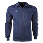 Umbro Fleece Taped Track Jacket (Navy)