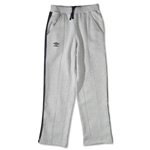 Umbro Fleece Taped Pant (Gray)