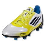 adidas F10 TRX FG-miCoach compatible (Running White/Lab Lime/Tech Onix)