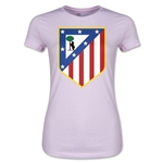 Atletico Madrid Core Junior Women's T-Shirt (Pink)