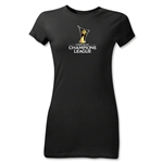 CONCACAF Champions League Junior Women's T-Shirt (Black)