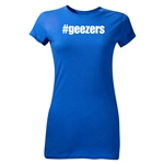 Chelsea Geezers Junior Women's T-Shirt (Royal)