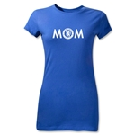 Chelsea Mom Junior Women's T-Shirt (Royal)