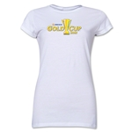 CONCACAF Gold Cup 2015 Junior Women's T-Shirt (White)