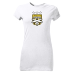Charleston Battery Three Star Junior Women's T-Shirt (White)