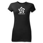 CONCACAF Junior Women's T-Shirt (Black)