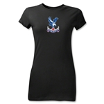 Crystal Palace Jr. Women's T-Shirt (Black)