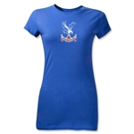 Crystal Palace Jr. Women's T-Shirt (Royal)
