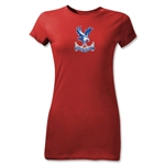 Crystal Palace Jr. Women's T-Shirt (Red)