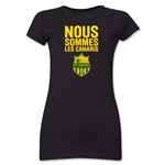 FC Nantes We Are Junior Women's T-Shirt (Black