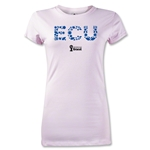 Ecuador 2014 FIFA World Cup Brazil(TM) Jr Women's Elements T-Shirt (Pink)