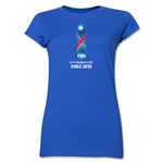 FIFA U-17 World Cup Chile 2015 Core Junior Women's T-Shirt (Royal)