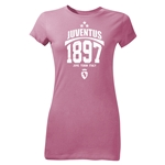 Juventus 1897 Junior Women's T-Shirt (Pink)