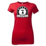 Rugby Oregon Women's 7's T-Shirt