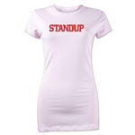 StandUp Short Sleeve Girls (Youth) T-Shirt