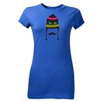 Toboggan Graphic Junior Women's T-Shirt (Royal)