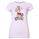 Swansea City Cybil Junior Women's T-Shirt (Pink)
