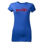 Bleed Rugby Junior Women's T-Shirt