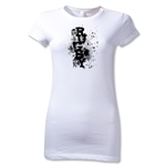 Rugby Splash Junior Women's T-Shirt