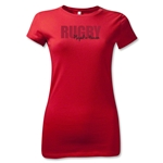 Rugby Played in Heaven Junior Women's T-Shirt