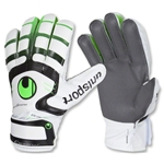 Uhlsport Cerberus Start Graphit Goalkeeper Gloves