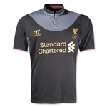Liverpool 12/13 Away Soccer Jersey