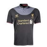 Liverpool 12/13 Youth Away Soccer Jersey